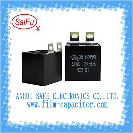 Sell cbb15 cbb16 welding inverter dc filter capacitor