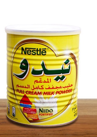 Nido Milk Powder(red and white cap)_3
