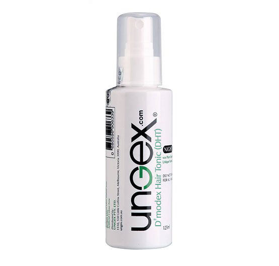 Demodex hair tonic
