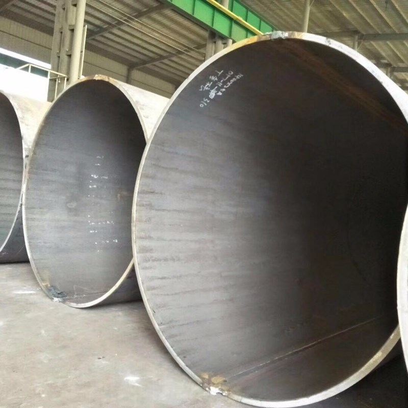 China ASTM A671 LSAW carbon welded steel pipe_5