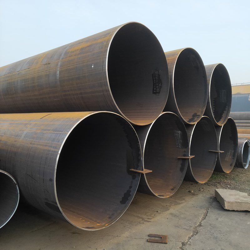 China ASTM A671 LSAW carbon welded steel pipe_3
