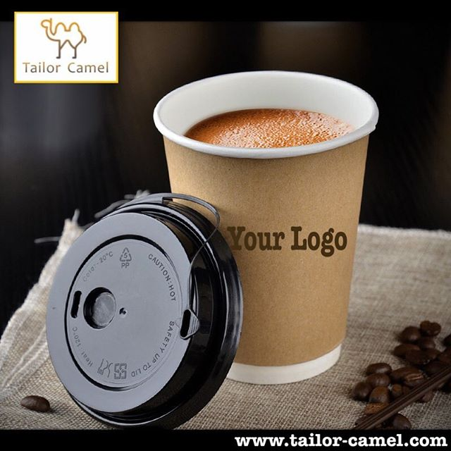 Custom coffee paper cup