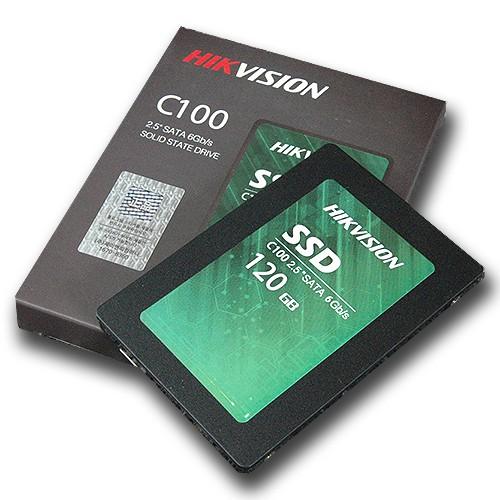 Hikvision c100 120gb 2.5 sata 6gb/s ssd