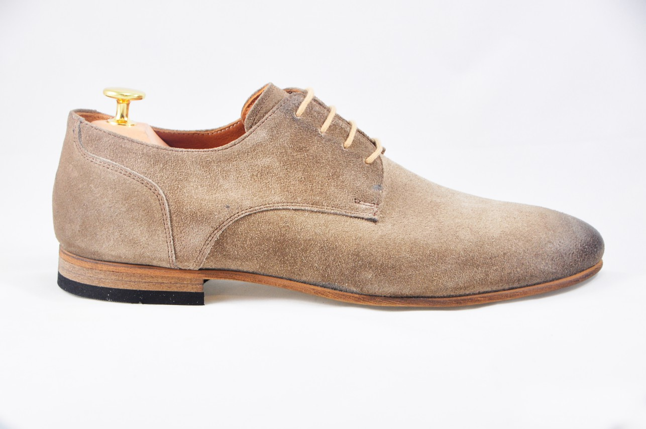 Leather shoes for men made in turkey