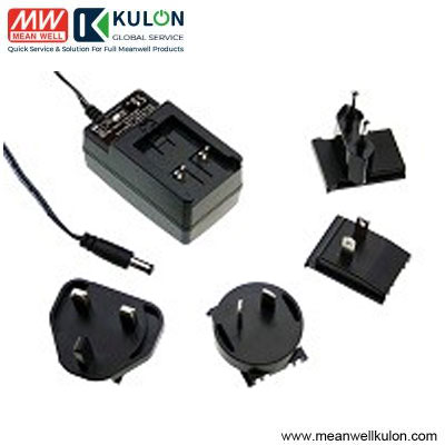 Industrial - wall-mounted (level v) switching power adapter