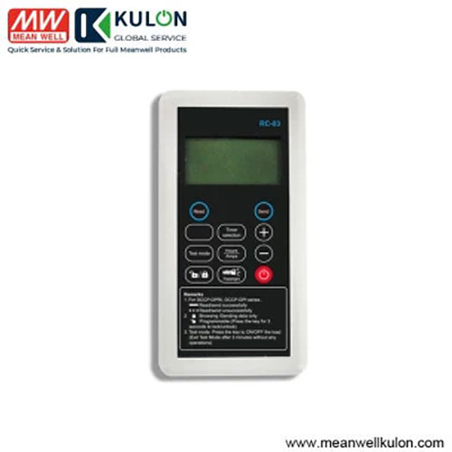 Infrared communication remote rc-03 (for led driver with ir communication)丨kulon solar solutions