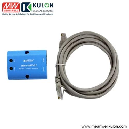 Wifi serial server ebox-wifi-01丨kulon solar solutions