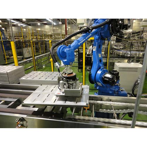 Robotic delidder