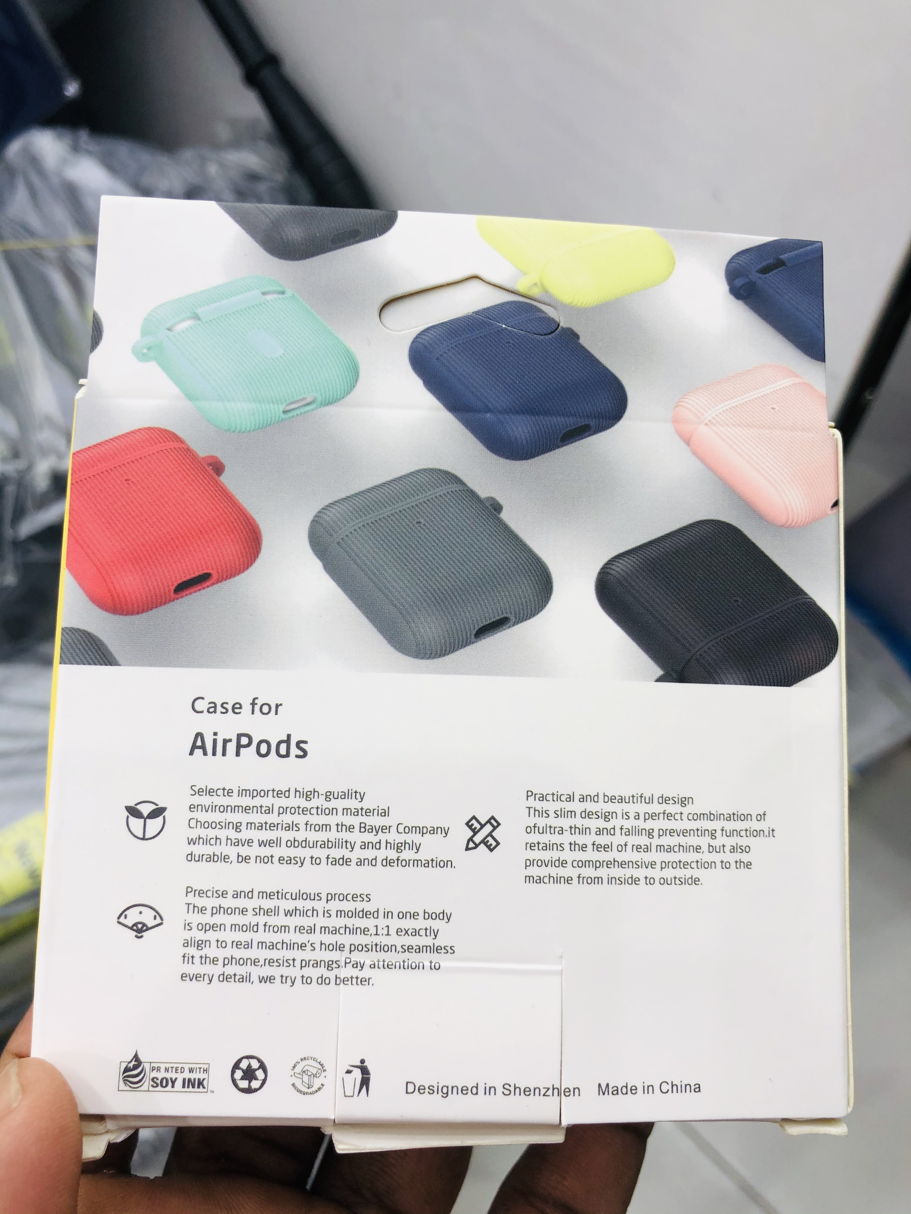 AirPod 1 and 2 silicons case_4
