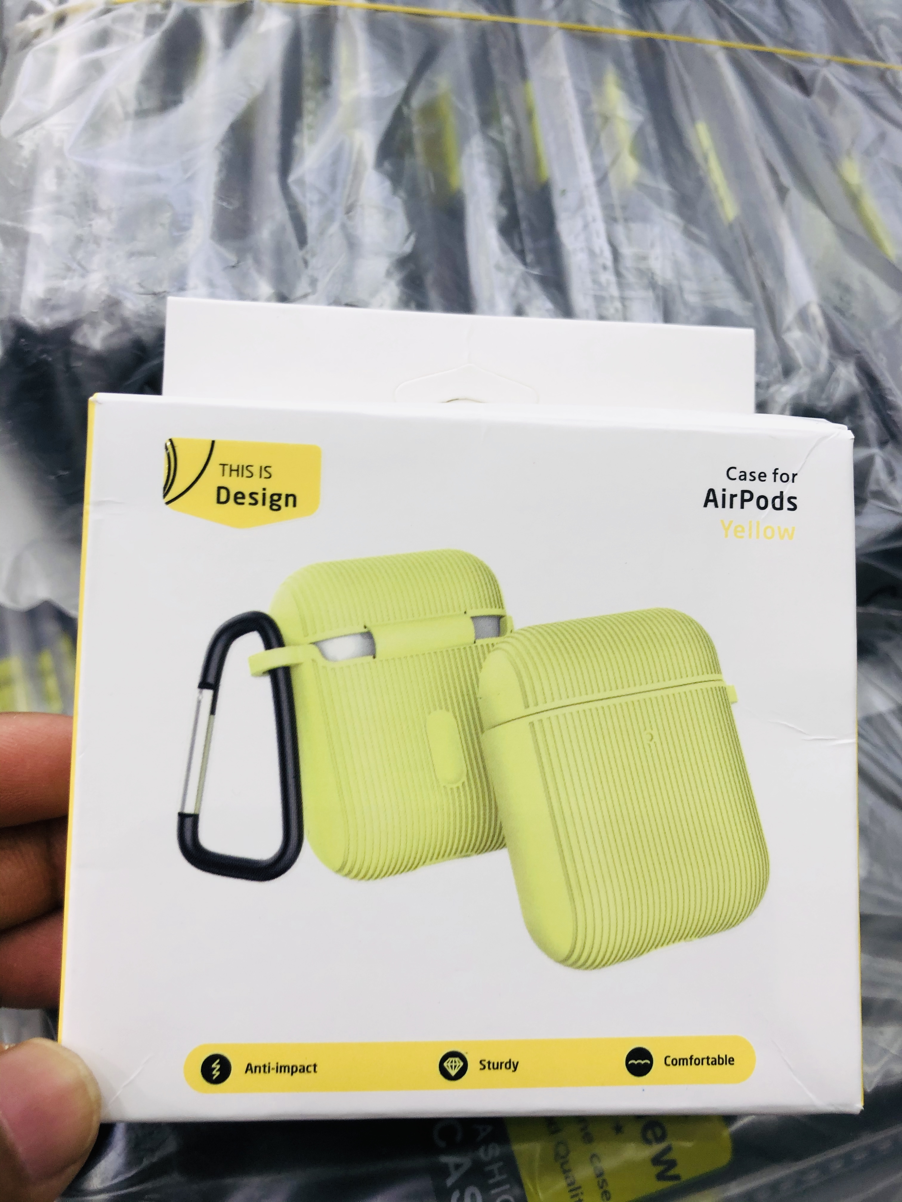 AirPod 1 and 2 silicons case_7