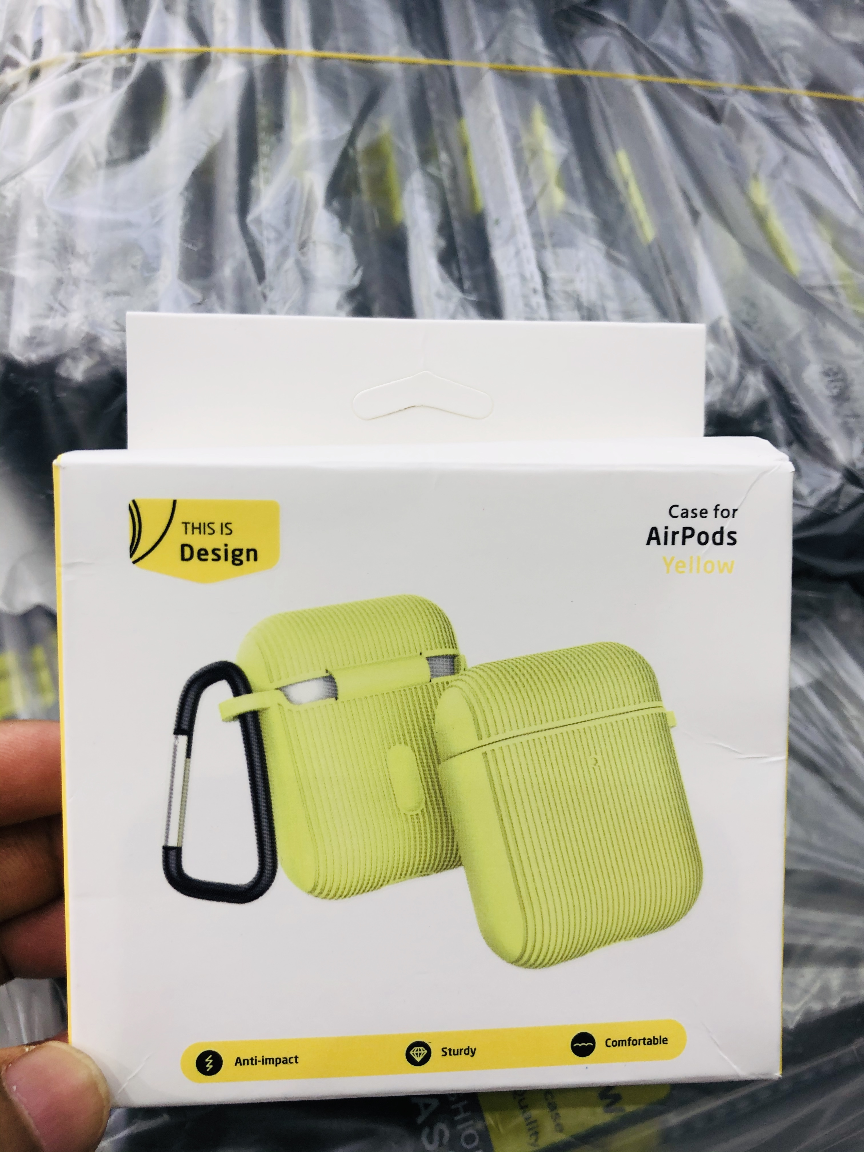 AirPod 1 and 2 silicons case_8