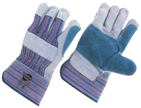 Double Palm Leather Gloves_2