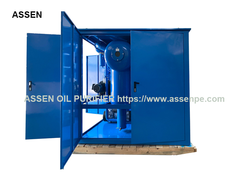 New advanced type insulating oil purification plant,zyd oil purifier machine
