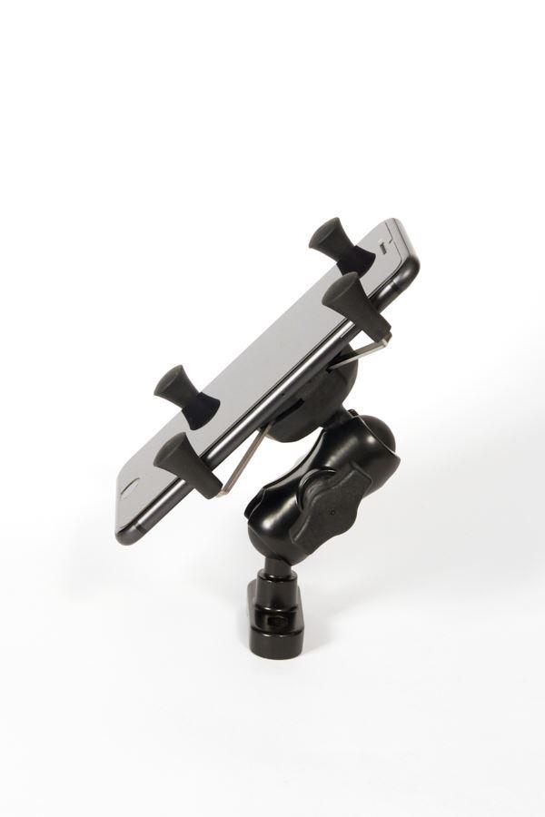 Motorcycle Mount with Universal X-Grip SmartPhone Cradle_6