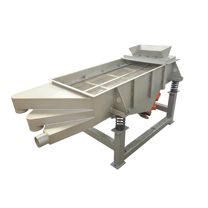 Sand screening linear vibrating screen sieve_4