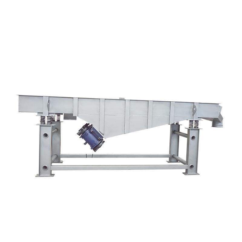 Sand screening linear vibrating screen sieve