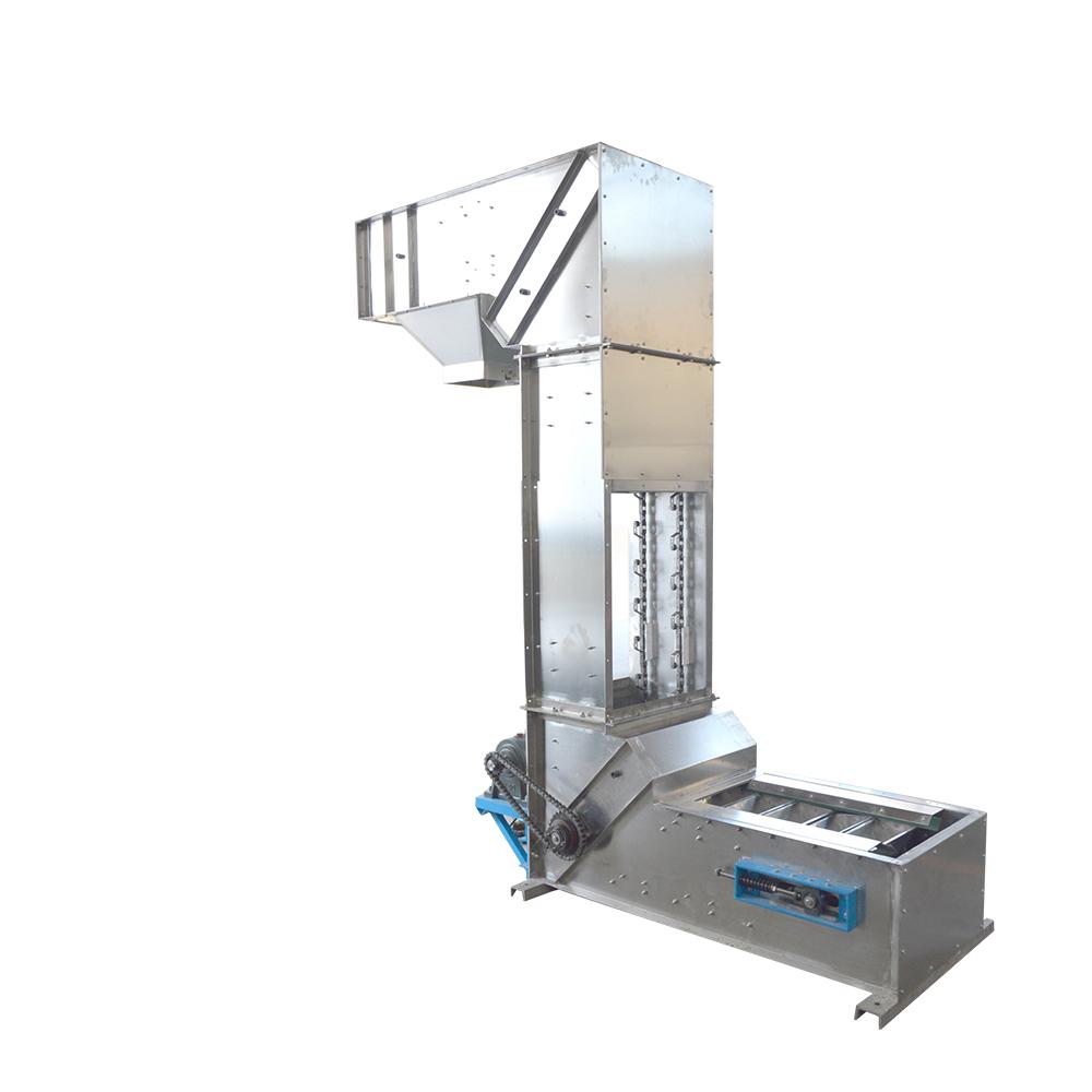 High speed food industry low price chain z bucket conveyor_3