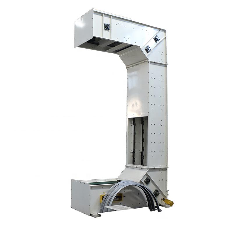 Vertical c type bucket elevator machine_2