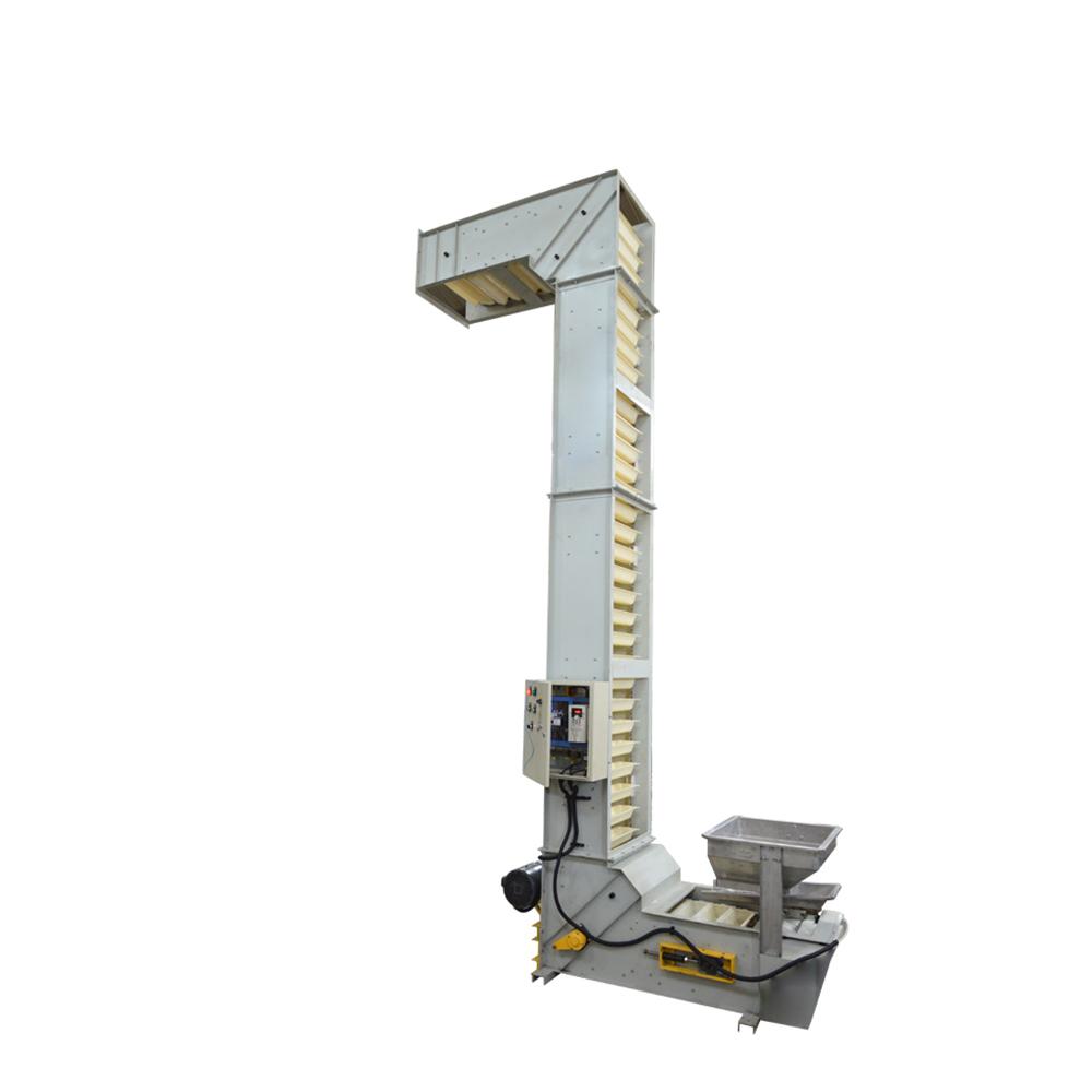 Powder particle z type bucket elevator machine_3