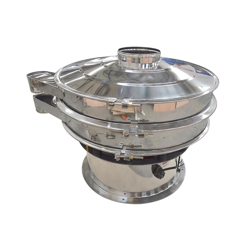 Screening machine circular rotary vibrating sifter_2