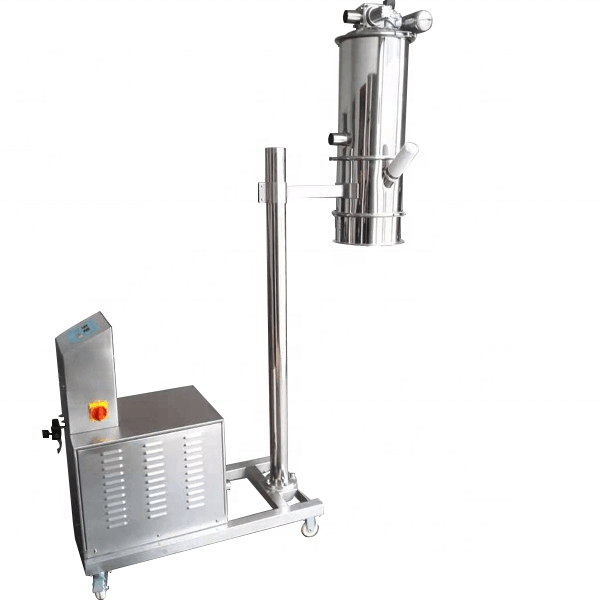 Granule vacuum conveyor /particle vacuum feeder_2