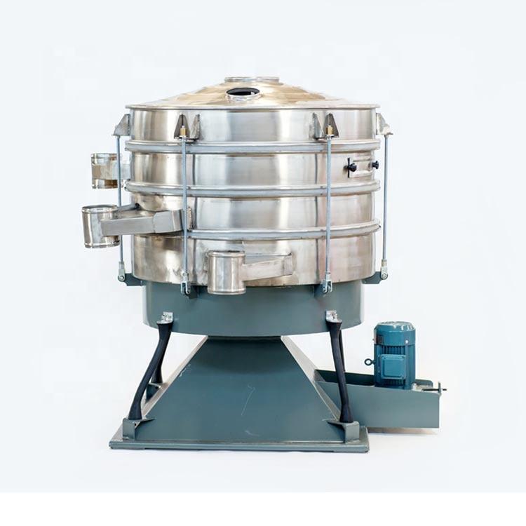 China manufactured food grain powder tumbler screen
