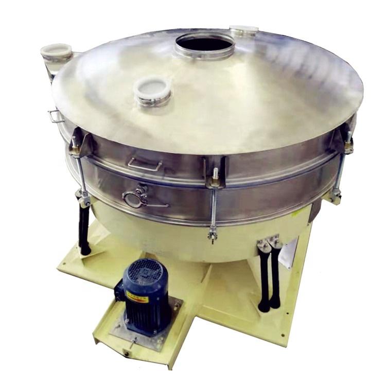 Circular sieving machine tumbler sifter sieve_2