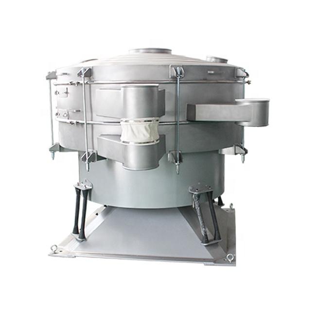 High efficiency tumbler vibrating screen sieve_2