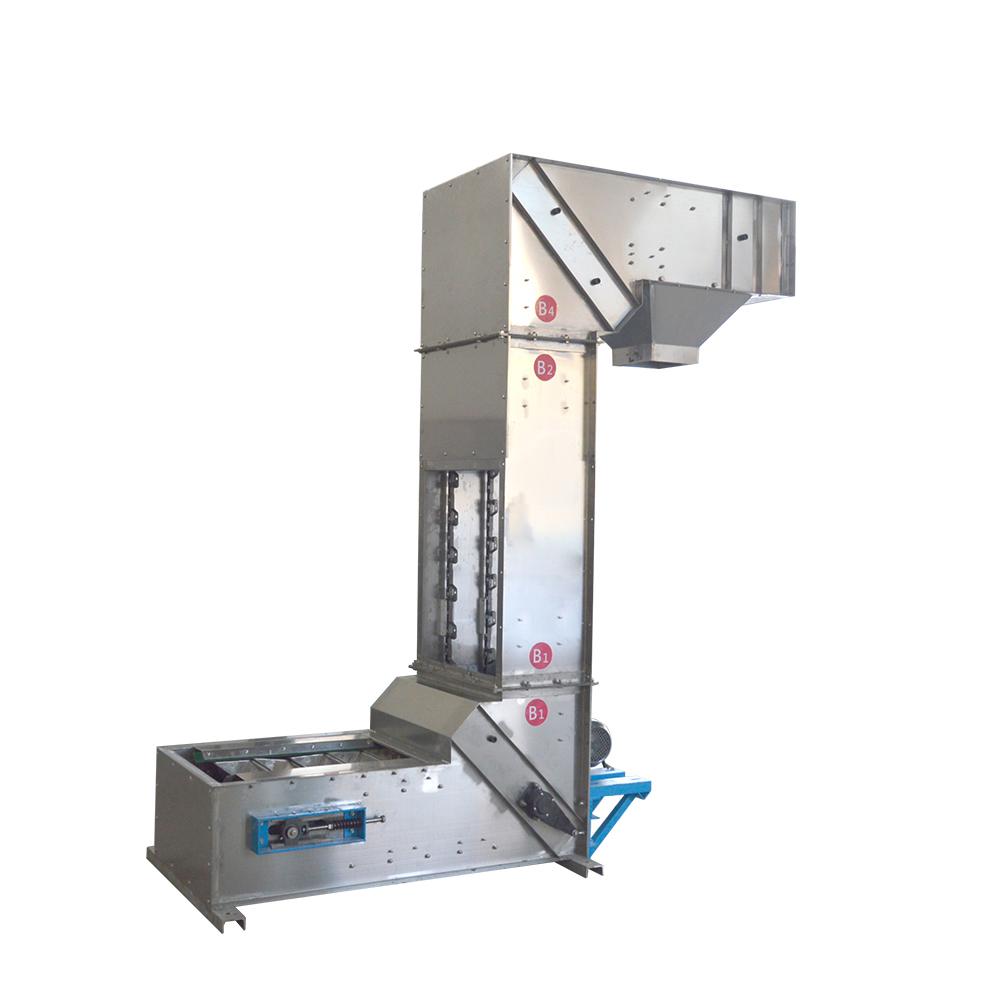 Bulk Material Vertical Plate Chain Z Type Bucket Elevator Price_3
