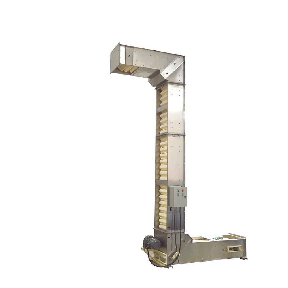 Bulk Material Vertical Plate Chain Z Type Bucket Elevator Price_2