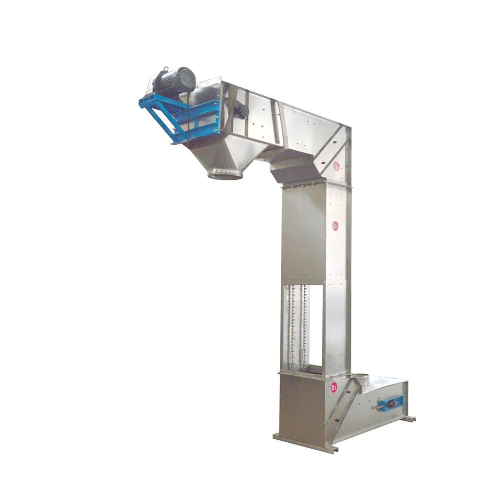 Bulk Material Vertical Plate Chain Z Type Bucket Elevator Price_4