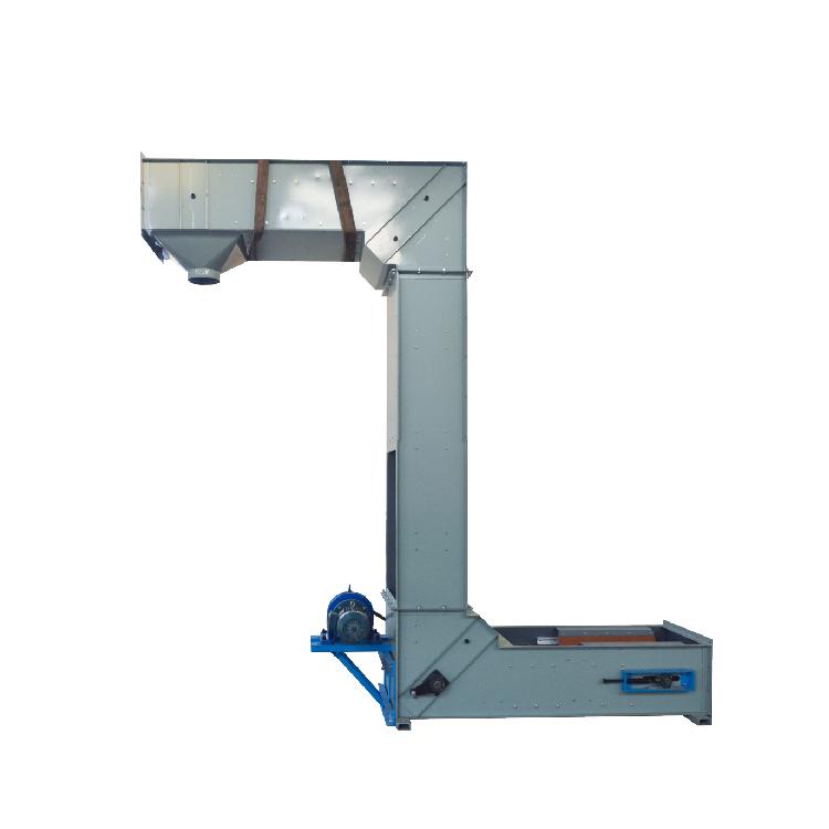 Activated Carbon Industrial Grain Vertical Z Type Chain Bucket Elevator_2