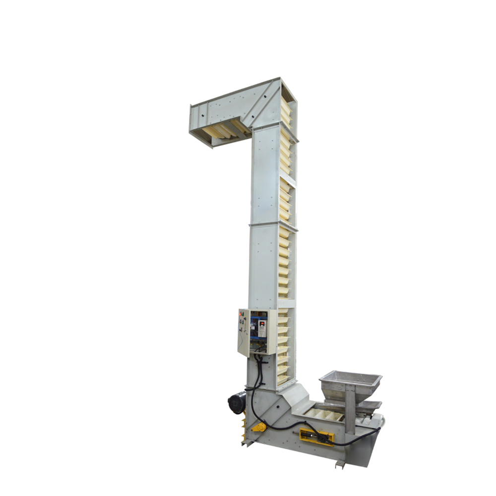 Chemical Vertical Z Type bucket elevator_3