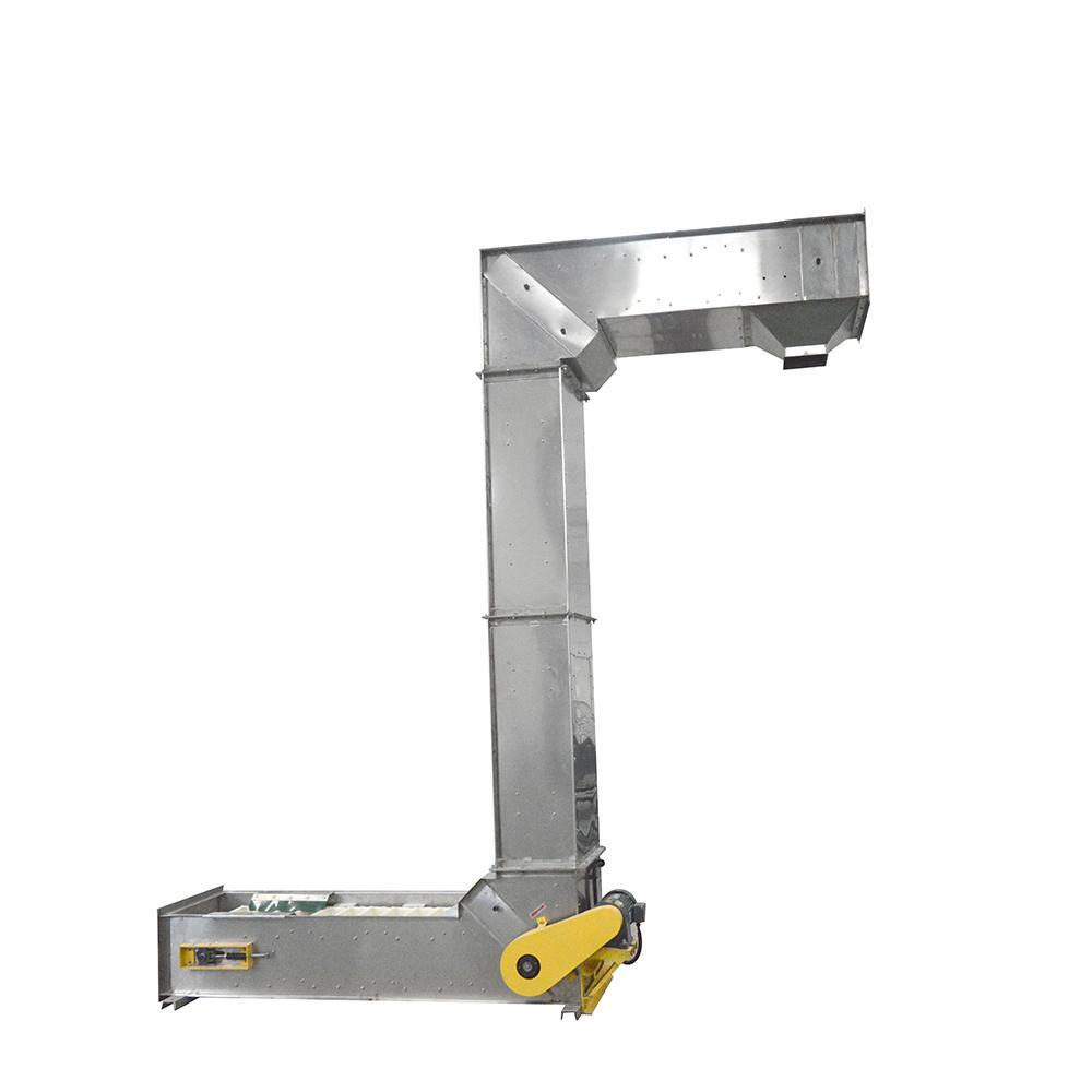Lifting Z Type Chain Automatic Food Grade Bucket Conveyor_2