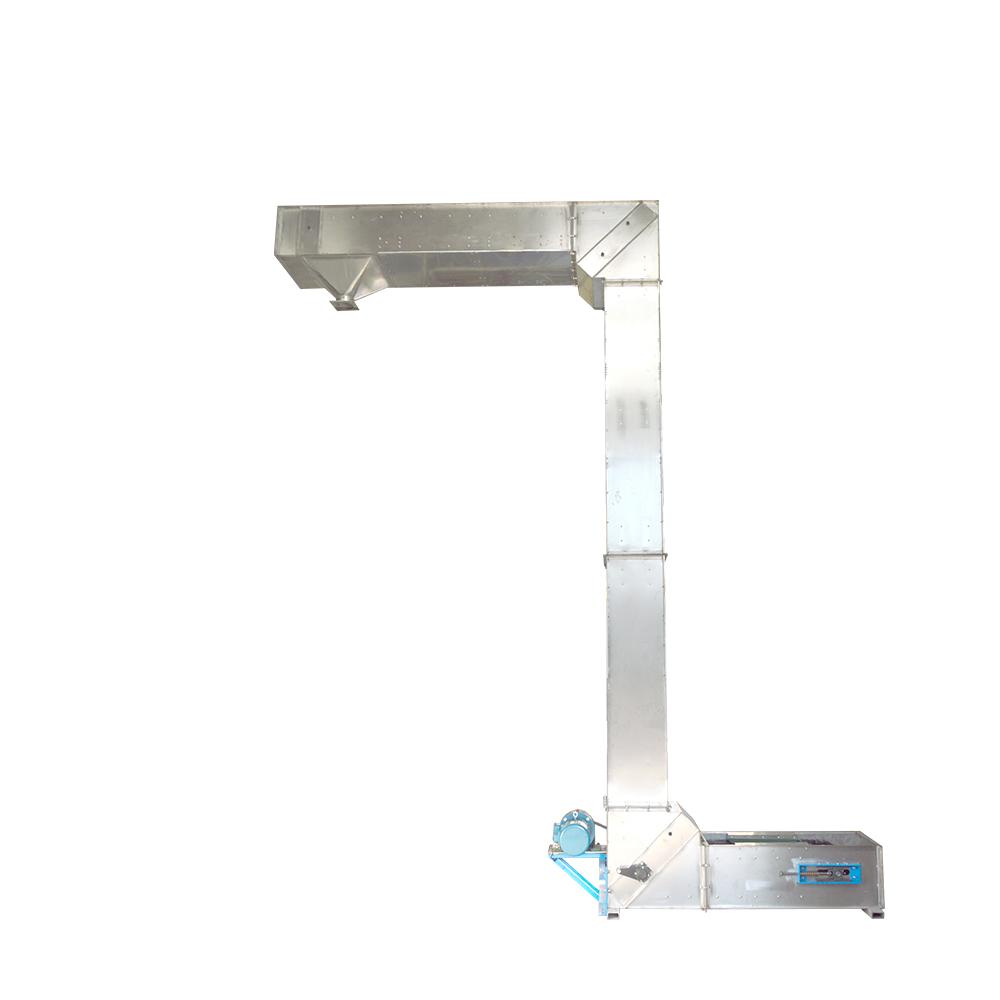 Lifting Z Type Chain Automatic Food Grade Bucket Conveyor_3