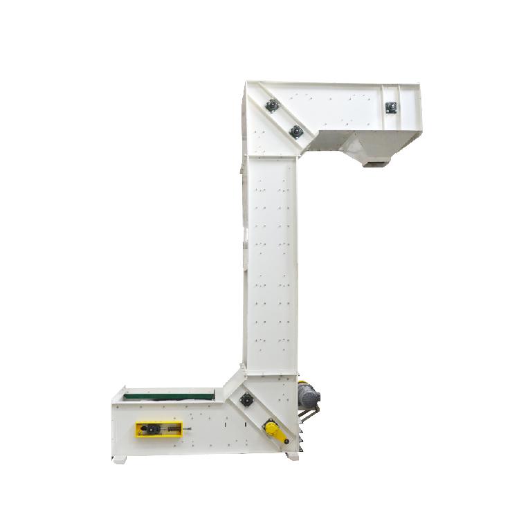 Fragile Material No broken Z Type Bucket Conveyor machine_2