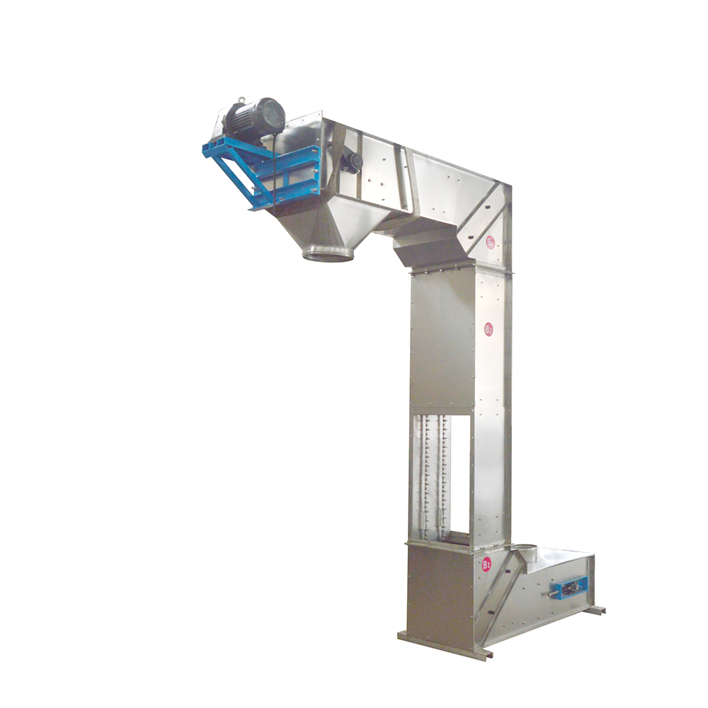 Customized High Quality Powder Lifting Z Type Bucket Elevator_2