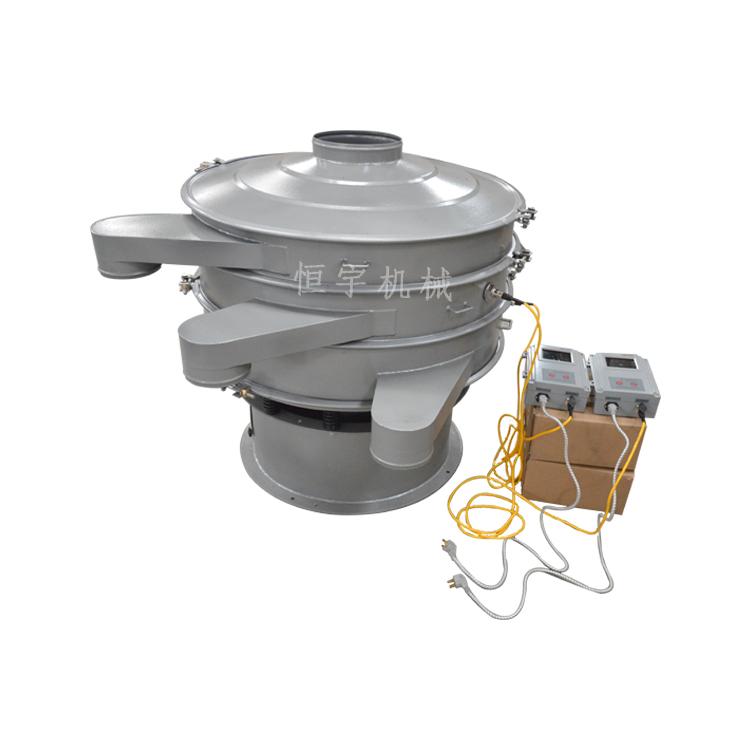 Automatic powder ultrasonic vibrating sieve machine_3