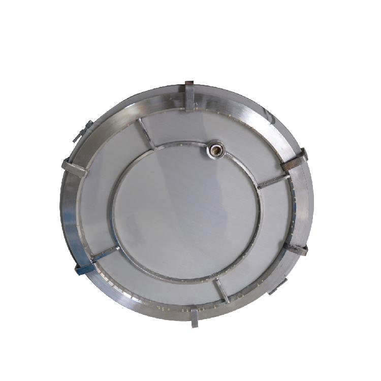Stainless steel food powder ultrasonic vibrating sieve_3