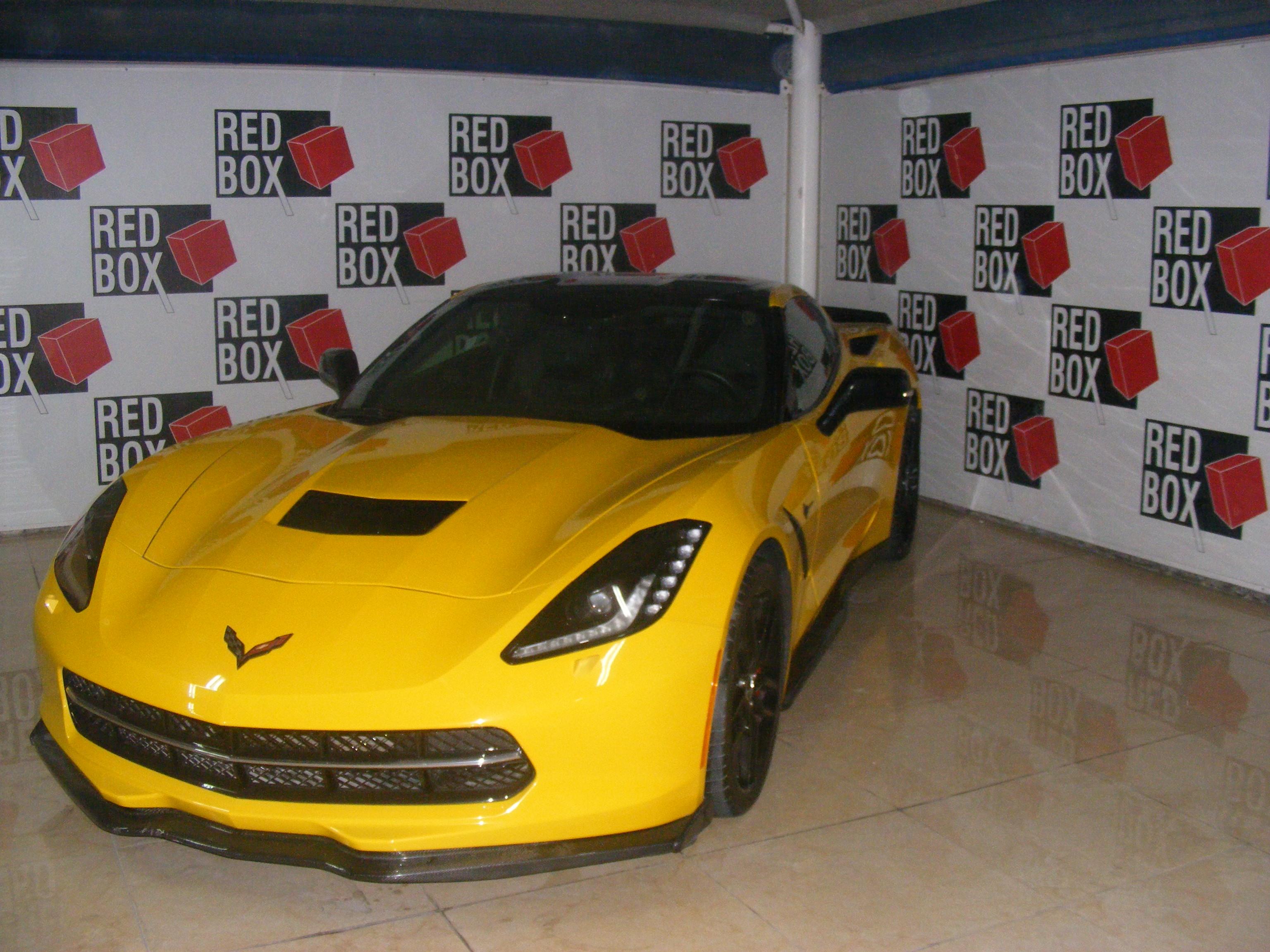 2015 Chevrolet Corvette Z51 Model_8