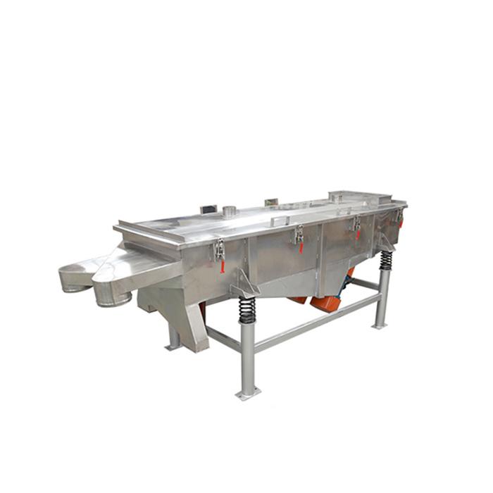 Large capacity rectangular vibrating sifter sieve screen_2