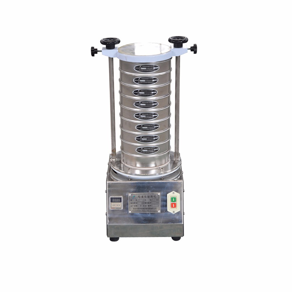 Particle size analysis test lab sieve shaker_2