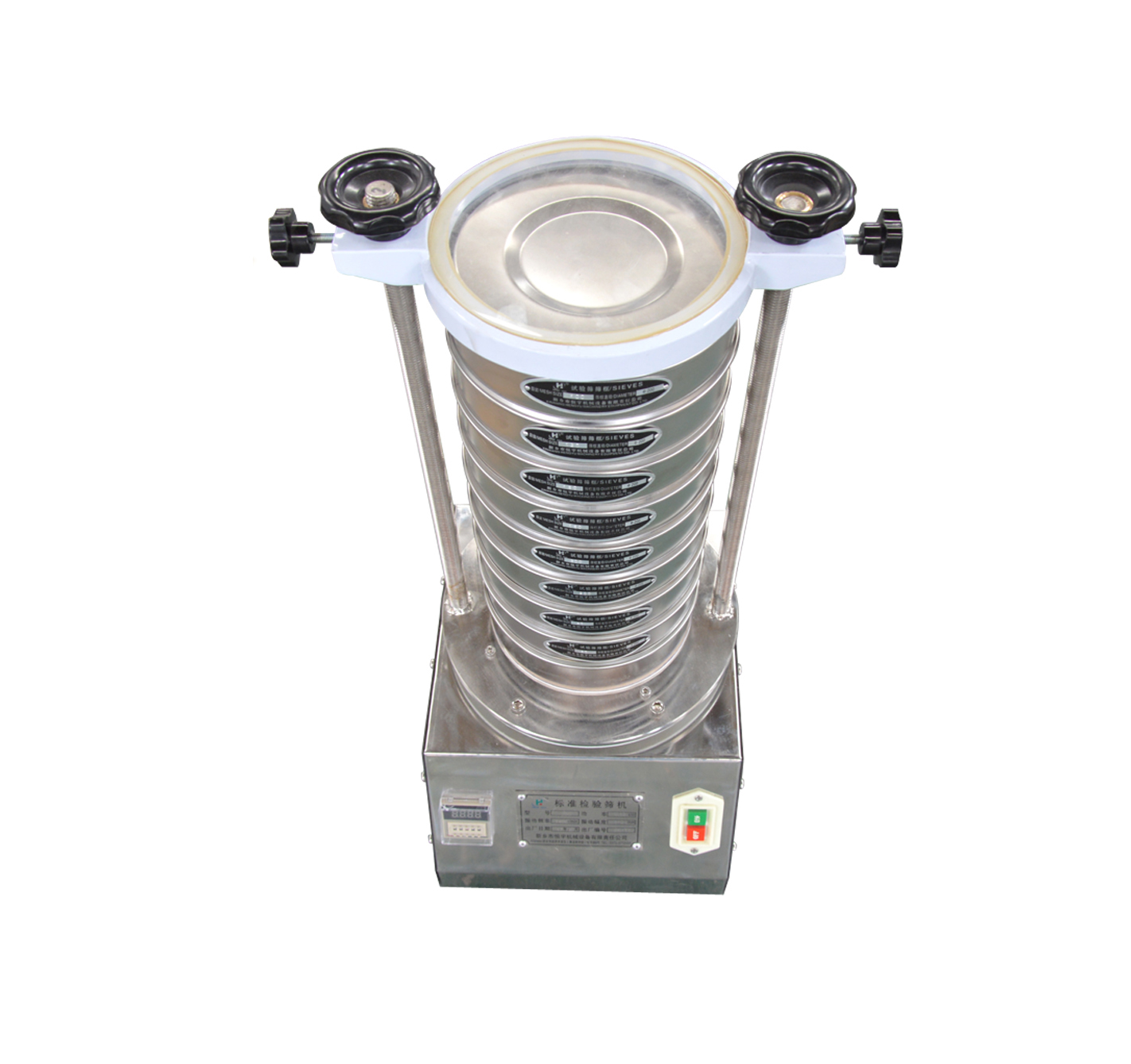 Particle size analysis test lab sieve shaker_3