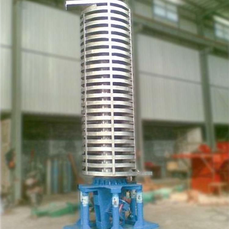 Vertical Lift Conveyor/Vibrating Screw Elevator_2
