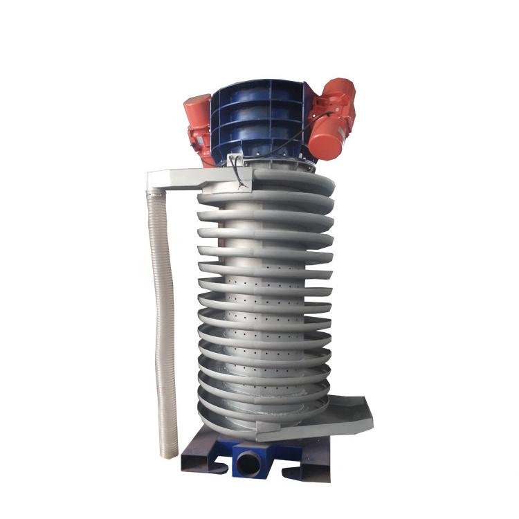 Vertical spiral vibration elevator /conveyor machine_2