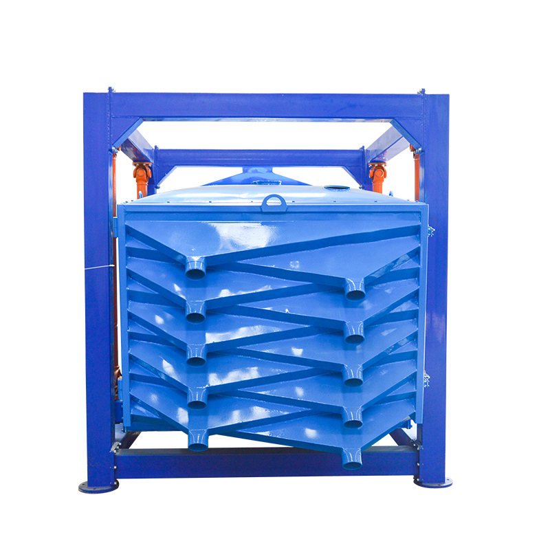 Gyratory sifter for frac sand_2