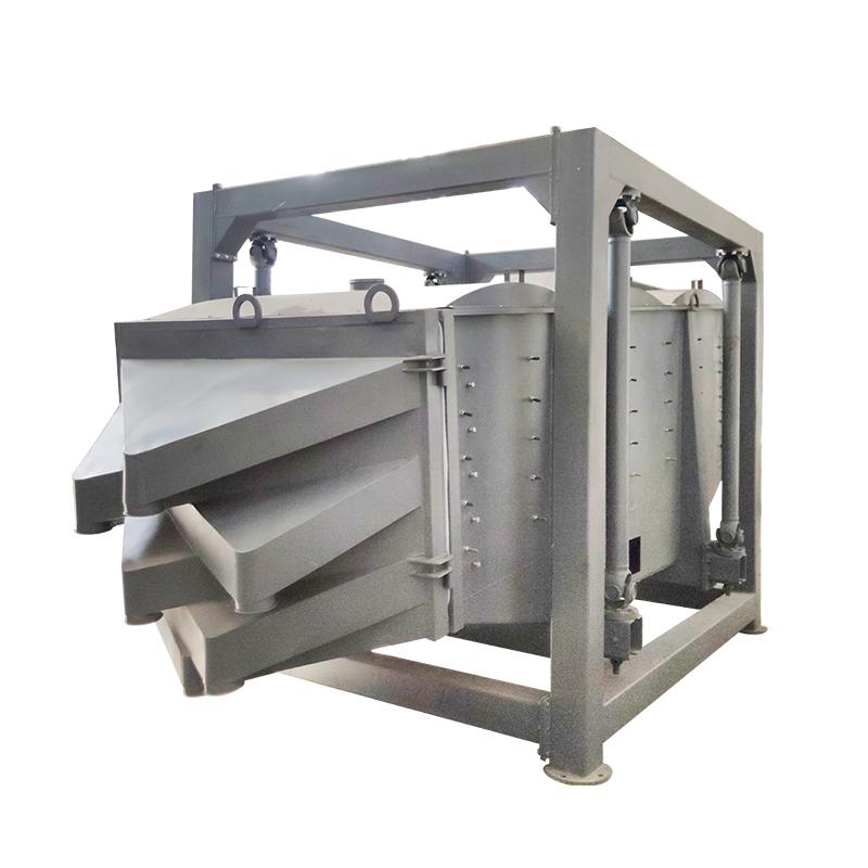 Gyratory screener sifter for Quartz sand_3