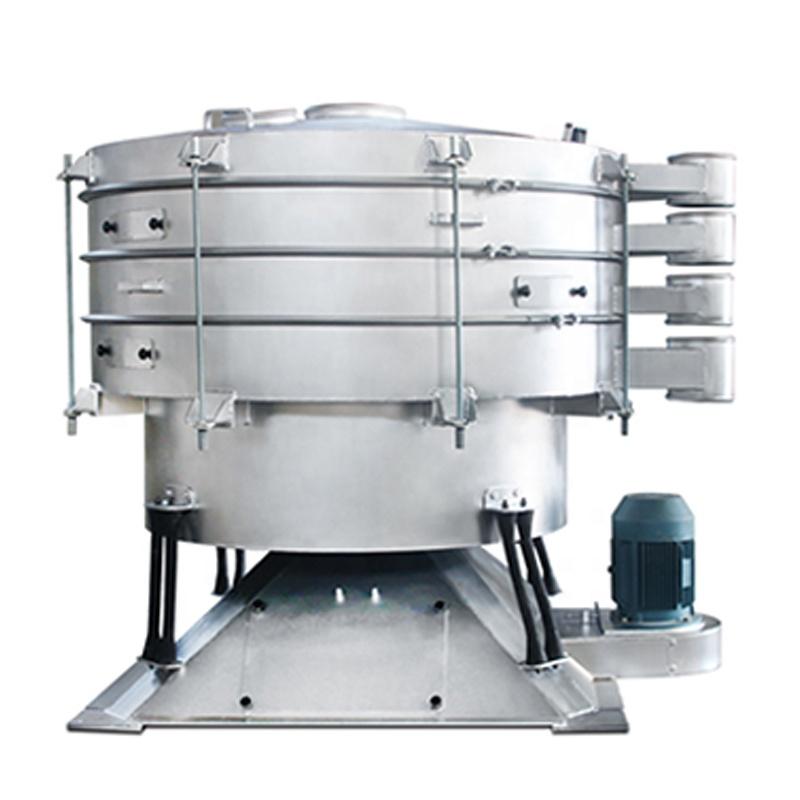 Silica sand screening machine swing tumbler screener_3