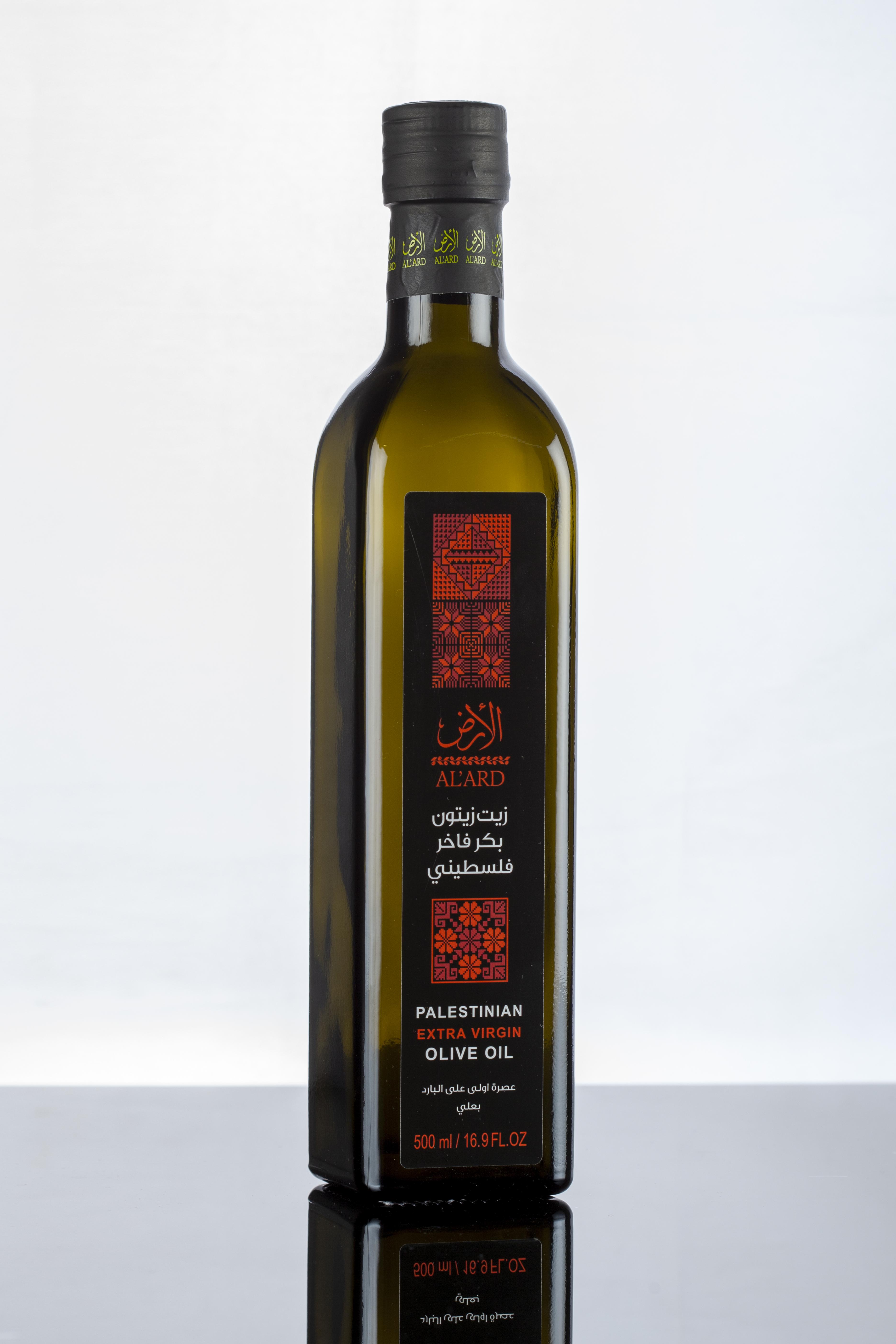 Palestinian Extra Virgin Olive Oil_2