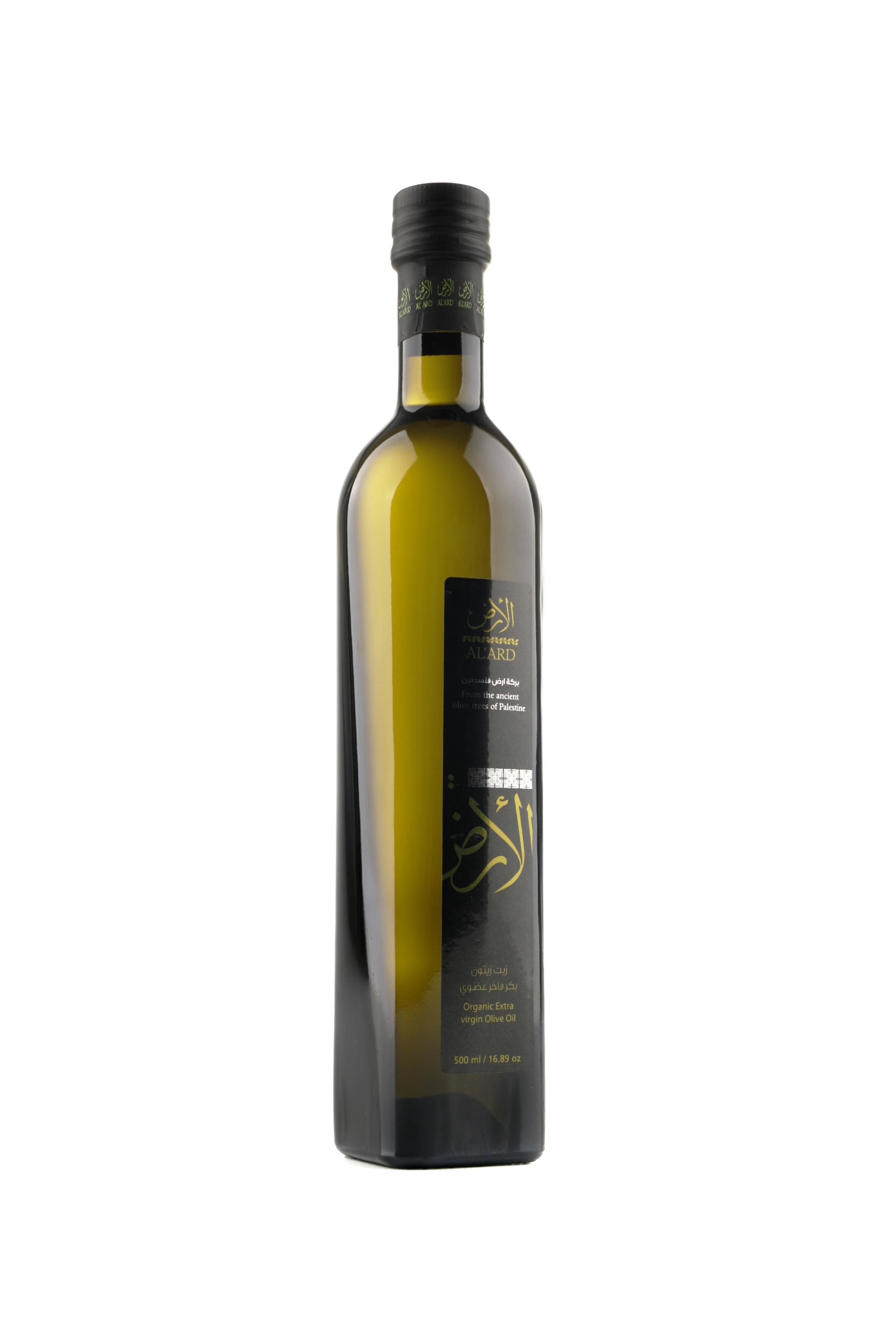 Organic Extra Virgin Palestinian Olive oil_2